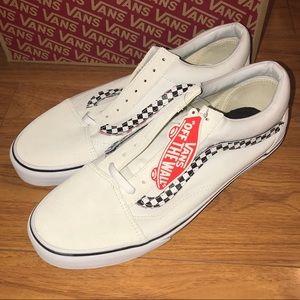 NEW Men's 12 VANS Sidestripe V Old Skool Shoes